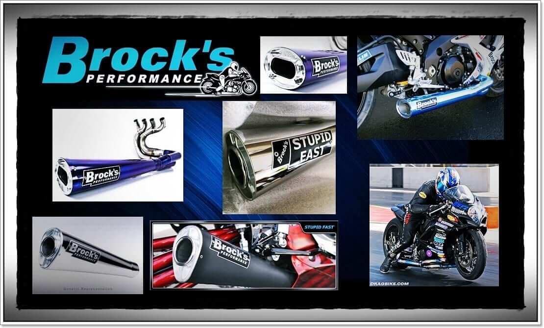 Brocks performance exhaust