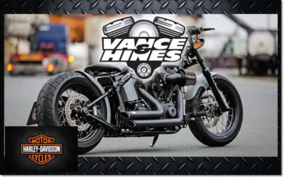 Vance and Hines benefits