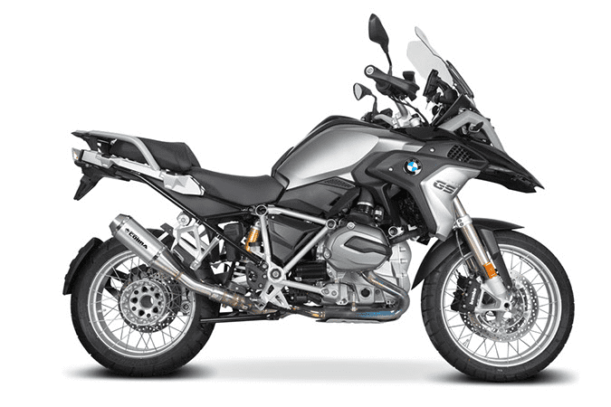 bmw r1200 gs exhaust
