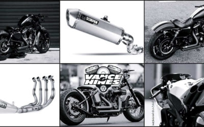 Aftermarket Performance motorcycle exhausts: Are Branded exhausts worth the money for the benefits that they provide?