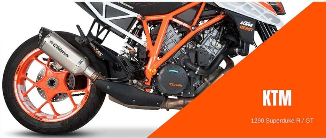 ktm speedpro cobra performance exhausts