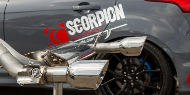 scorpion performance
