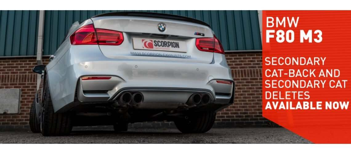 Scorpion Performance car exhausts