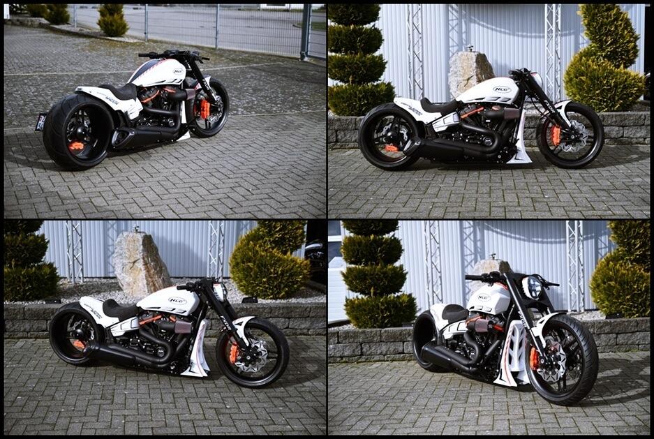 no-limits-customs motorbike and harley davidson