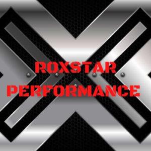 logo roxstar performance