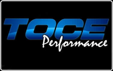 toce performance exhausts logo