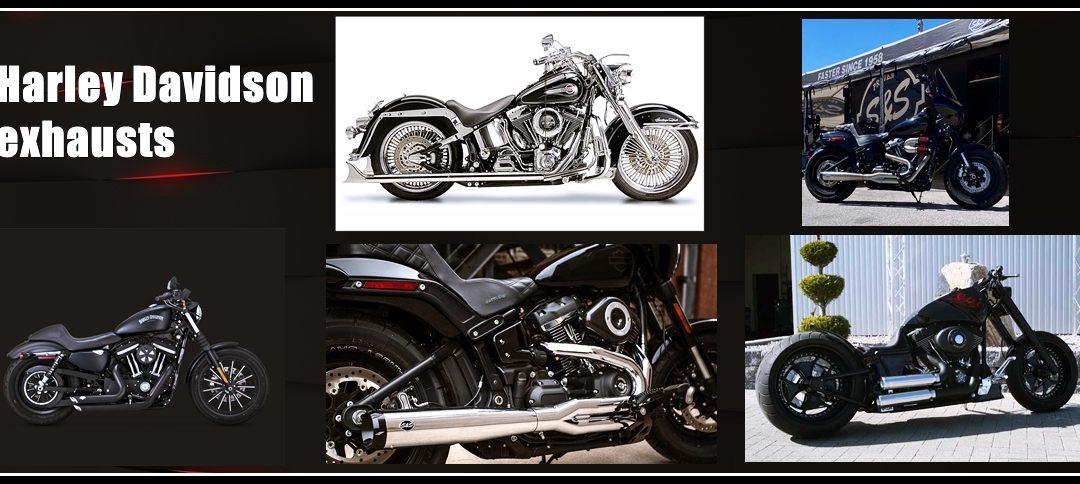 Roxstar Harley Davidson Exhausts