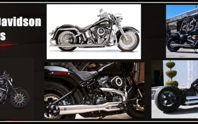 Harley Davidson Exhausts: A look into the Harley Davidson aftermarket exhaust market and which brands to consider when buying your next exhaust