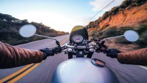 Harley Davidson versus sportbike