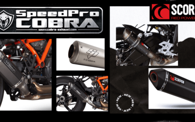 Choosing the best motorcycle performance exhaust for your sportbike