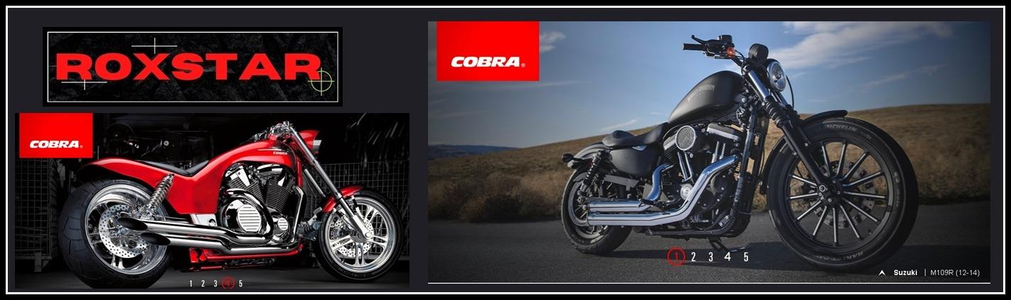 cobra usa motorcycle exhausts