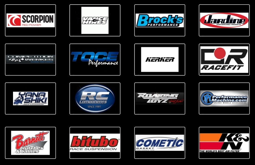 sportbike brands and performance parts