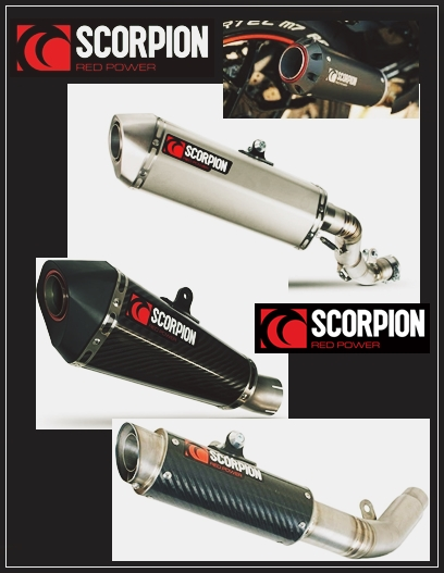 scorpion exhausts south africa